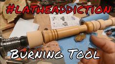 #latheaddiction - Burning Tool *minor set back