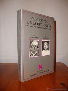 Ocho hitos de la evolución : del origen de la vida al nacimiento del lenguaje / John Maynard Smith y Eörs Szathmáry ; traducido por Joandomènec Ros. - Barcelona : Tusquets, 2001.
