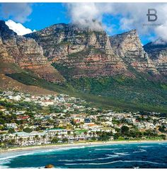 Camp's bay- Cape Town, South Africa