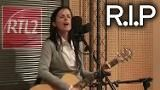 Dolores O'Riordan sings the heartbreaking song 'When you're gone'