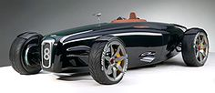 Bentley Barnato Roadster Concept: Return of the Bentley Boys