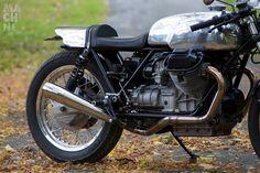 Mark 1 Le Mans - www.motorivista.com | #motoguzzi #custommotorcycle #motorivista