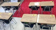 Gli Alunni Entrano In Classe Per Fare L'esame: Sui Banchi C'è Una Sorpresa Che Non Dimenticheranno
