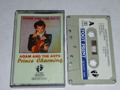 Adam And The Ants CASSETTE TAPE Prince Charming by BonanzaRecords, $6.00