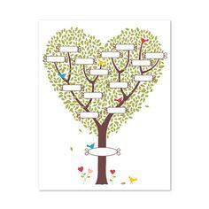 Blank Family Tree Template - 40 Blank Family Tree Template , Family Tree Templates to Create Family Tree Charts Line Lds Family Tree, Family Tree Images, Family Tree For Kids, Trees For Kids, Family Tree Designs, Children And Family, Family Trees, Family Tree Projects, Blank Family Tree Template