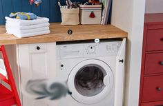 Ikea Verstecken Kuche In 2019 Bathroom Laundry Room Und Washing