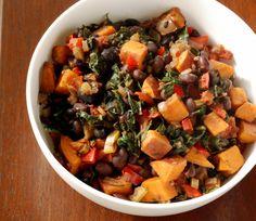 Brazilian Black Bean and Vegetable Stew