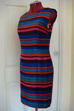 Sheath dress in velvet, Burda 4765