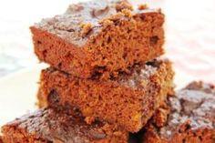 Chocolate Orange Brownie (CoconutFlour) low carb