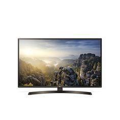 LG 43UK6400PLF 43″ Ultra HD 4K Smart TV Dvb T2, Smart Tv, Smart Televisions, 4k Uhd, Tv Videos, Wi Fi, Hdr, Monitor, Tecnologia