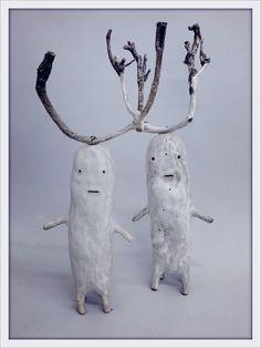 Ghost - Ceramics -g de rosamel