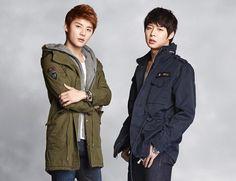 Micky Yoochun and Xiah Junsu!!