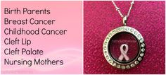 "Pink Awareness Ribbon-Origami Owl Style  Tell your story in a ""living locket"" from Origami Owl.  Want to earn a locket at a discount or even FREE, host a Jewelry Party Brandi Walstrom~ Origami Owl Independent Designer #43365. Visit my website at: www.brandiw.origamiowl.com. Like my Facebook Fan Page at: https://www.facebook.com/charmingbrandi"