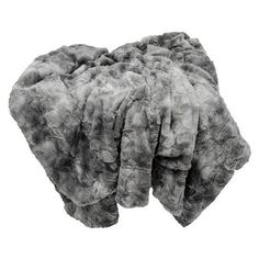 Chanasya Super Soft Fuzzy Fur Warm Charcol Gray Sherpa Throw Blanket ❤ liked on Polyvore featuring home, bed & bath, bedding, blankets, faux-fur throw, fur blanket throw, sherpa blanket, gray bedding and gray blanket