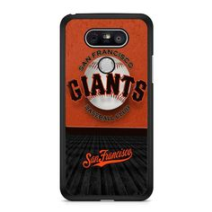 San Francisco Giants Baseball Club LG G6 Case Dewantary