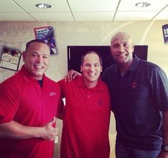 carlos baerga, omar vizquel and sandy alomar: CLE Indians player of the mid and my fave lineup ⚾ Cle Indians, Jacobs Field, Bull Durham, Cleveland Indians Baseball, American League, Spring Training, Sports Teams, Major League, Lineup