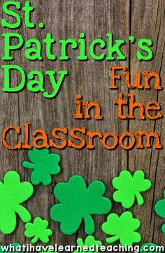 St. Patrick's Day Fu