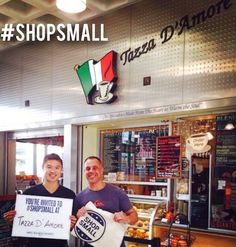 Shop Small tomorrow for Small Business Saturday!