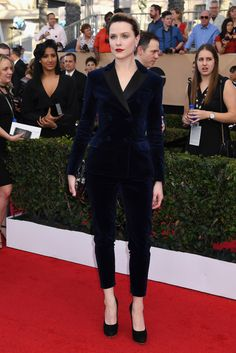 Evan Rachel Wood aux SAG Awards