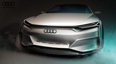 AUDI Aero Sedan Concept on Behance