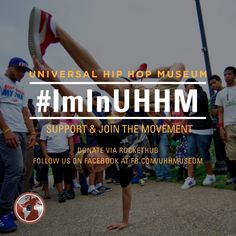 The mission of the Universal Hip Hop Museum Online (UHHM) is to honor the history of Hip-Hop Culture, its leaders and visionaries and to serve as a global online institution that informs and encourages educational and cultural understanding of the art form as it evolved around the world. •   Support and Join the Movement on RocketHub: http://shar.es/N8wzE •   Like us on Facebook: https://www.facebook.com/uhhmuseum •   #ImInUHHM #UniversalHipHopMuseum #hiphop #museum #rap #bronx #nyc