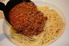 Spaghetti Bolognese | Chefkoch.de