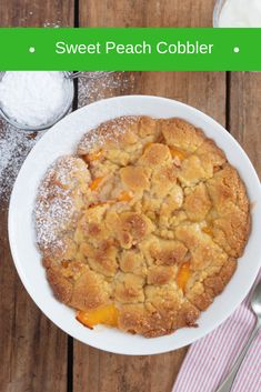 Sweet, soft Rhodes Quality Slices in Syrup in a crunchy cookie-like topping, this summer bake is simple and easy to prepare