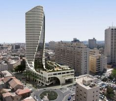 Jerusalem's New Designer Wardrobe: What Libeskind, SANAA, And More Are Adding To The City