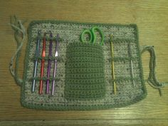 Crochet Hook Case »