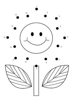 Preschool Learning, Kindergarten Worksheets, Worksheets For Kids, Preschool Activities, Joining Dots, Dot To Dot Printables, Free Printables, Christmas Coloring Pages, Connect The Dots