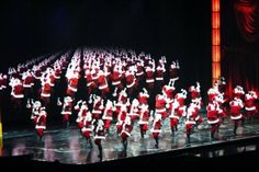 The Rockettes  Radio City Music Hall  Radio City Christmas Spectacular