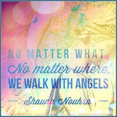 We walk with angels | Flickr - Photo Sharing!