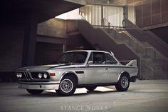 BMW Series 1 E9 CSL (1974, Ron Perry)