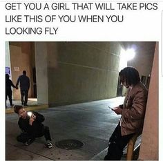 Xoxo: me & my man need to do this for each other, lol. Relationship Goals Pictures, Couple Relationship, Relationship Memes, Cute Relationships, Black Couples Goals, Cute Couples Goals, Boyfriend Goals, Future Boyfriend, Boyfriend Girlfriend Pictures