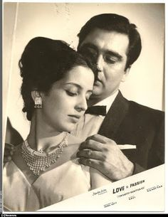 Romance Movies, Drama Movies, Sunil Dutt, Commercial Pilot, Vintage Bollywood, Indian Movies, Thriller, Actors & Actresses, Couple Photos