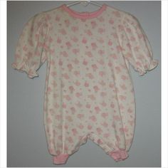 Infant girls teddy bear design outfit, Size-0/3 months