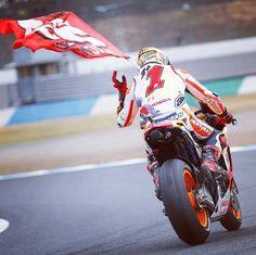 Marquez world Champion motogp 2014