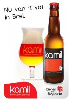 Kamil Belgian Beer, Beer Bottle, Alcohol, Drinks, Root Beer, Beer, Rubbing Alcohol, Drinking, Beverages