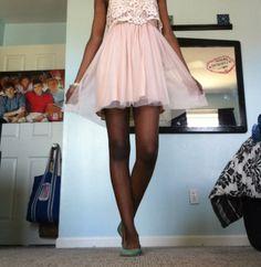 My Easter dress.