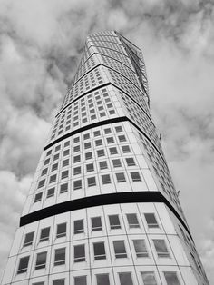 Architecture. Turning Torso. Malmö Sweden.  www.500px.com/karimtaib