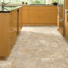 Shaw Floors Sociable x x Luxury Vinyl Tile Luxury Vinyl Tile, Luxury Vinyl Plank, Armstrong Vinyl Flooring, Laminate Flooring, European Kitchen Cabinets, Grand Kitchen, Kitchen Modern, Vinyl Tiles, Luxury Kitchens