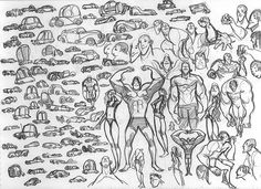 14 by Rob Laro, via Flickr ✤ || CHARACTER DESIGN REFERENCES | キャラクターデザイン