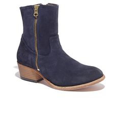 H by Hudson™ Riley Side-Zip Mid Boots - boots - Women's SHOES & BOOTS - Madewell