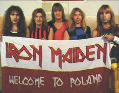 Iron Maiden  Poland!