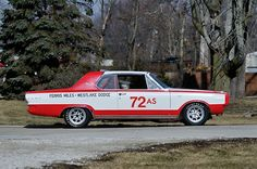 he 1966 Dodge D/Dart was a Factory Dart package built solely for drag racing. The 273 v8 was rated at 275hp and weighing in at just over 2900 lbs. The car qualified for NHRA's D/Stock category.- 273 four barrel V-8 engine  - Four-speed A833 manual transmission  - Special Order axle - Bucket seats  - Original data plate - Galen Govier decoding documentation  - One of only 50 made. The only superstock vehicle that Chrysler made in 1966. - Extremely Rare, original example