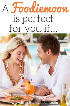 Dear Foodie, make your honeymoon a gastronomical experience of a lifetime! Discover fresh experiences, locally grown produce, creative, healthy dishes paired with great wines and innovative cocktails. A foodiemoon is perfect for you if…you are a foodie!