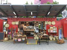 Store, Outdoor Decor, Home Decor, Puertas, Homemade Home Decor, Tent, Shop Local, Larger, Business