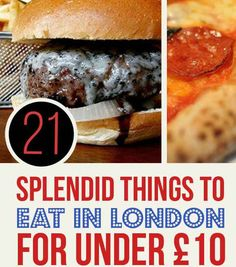 What's The Best Thing To Do In London For Under £5?