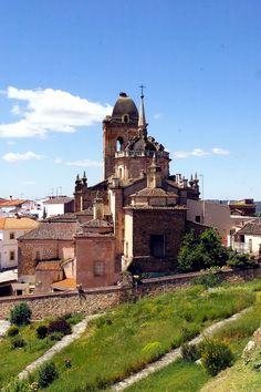 Iglesia de Santa Maria de la Encarnación, Jerez de los Caballeros, Badajoz, Extremadura, Spain