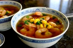 The Londoner: Skinny Shrimp Bowls